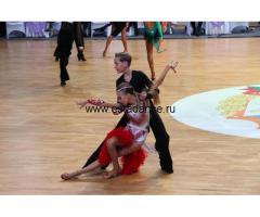 Платья для спортивных танцев (латина)