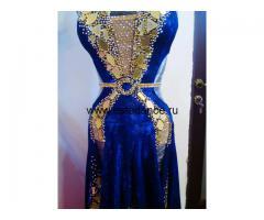 Латинское платье