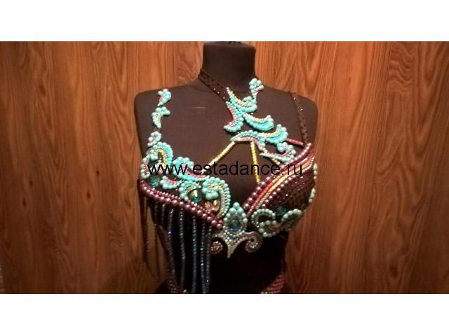 Платье для восточных танцев
