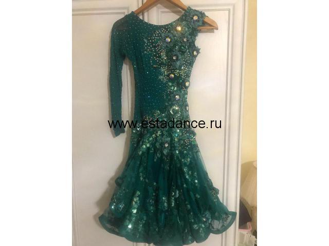 Платье для Европейской программы