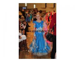 Платье стандарт Юниоры 1
