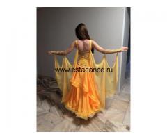 Новое сочное бальное платье стандарт+подарок