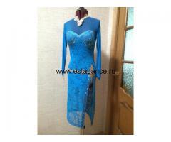 Продам платье Латина, Ю2, Молодежь