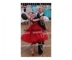 Платья для бальных танцев ю-2