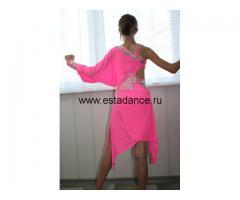 Платье для бальных танцев ю-2