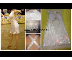 Платье латина Юниоры2/Молодежь