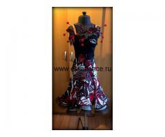 Новое платье, латина Ю1